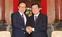 Vietnam will die Zusammenarbeit mit Südkorea verstärken
