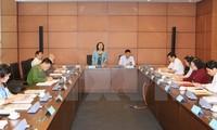 Diskussion: Dokumententwürfe dem kommenden Parteitag vorgelegt