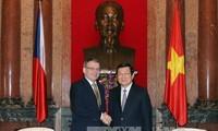 Verständigung zwischen Völkern Vietnams und Tschechiens soll verstärkt werden