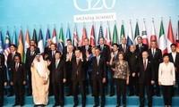 G20-Gipfeltreffen veröffentlicht gemeinsame Erklärung