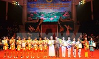 Vietnam-Laos-Kambodscha-Zirkustalentwettbewerb: Spielplatz für Zirkustalente