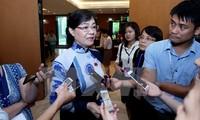 "Verleihung des Medienpreises ""70-jähriges Parlament Vietnams"""