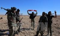 Syrische Armee befreit zahlreiche Kleinstädte und Dörfer von Terroristen
