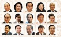 Vietnamesische Bürger schenken neuen ZK-Mitgliedern ihr Vertrauen