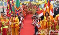 Eröffnung des Frühlingsfestes Yen Tu 2016