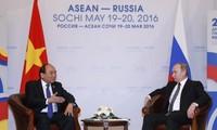 Vietnam respektiert die strategische Partnerschaft zwischen Vietnam und Russland