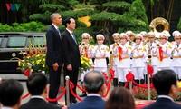 Verstärkung der umfassenden Partnerschaft zwischen Vietnam und USA