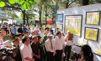 """Khanh Hoa veranstaltet Ausstellungen """"Hoang Sa, Truong Sa gehören zu Vietnam"""""""