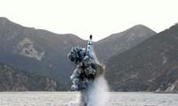 Raketentest: Nordkorea reagiert auf Verurteilung des UN-Sicherheitsrats