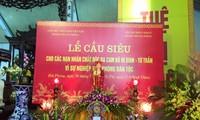 Hai Phong: Gebetszeremonie für Agent-Orange-Opfer