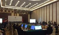 Konsultationen zwischen den ASEAN-Wirtschaftsministern und den USA und China
