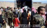 UNO und Russland diskutieren über Feuerpause für humanitäre Hilfe in Aleppo