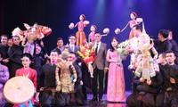 Programm zum Kulturaustausch zwischen Vietnam und Thailand