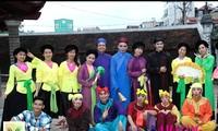 Start des Programms über Erlebnisse mit dem immateriellen Kulturerbe Vietnams