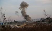 Armee greift kurdische Stellungen in Syrien an