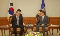 Nguyen Thien Nhan beendet seinen Südkorea-Besuch
