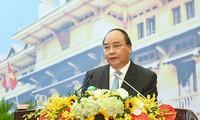 Aufbau der konstruktiven Diplomatie-Branche zur Entwicklung des Landes