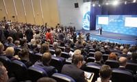 Eröffnung des 2. internationalen Fernost-Wirtschaftsforums