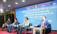 Vize-Premier Trinh Dinh Dung nimmt am Forum der vietnamesischen Unternehmer in Russland teil