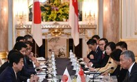 Japan und Singapur wollen bilaterale Beziehungen verstärken