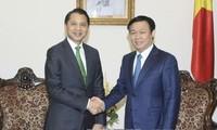 Vietnam hofft auf finanzielle Unterstützung von Thailands KBank