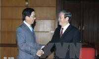 Vietnam respektiert die freundschaftlichen Beziehungen mit China