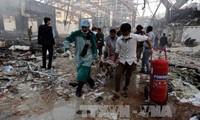 Militärallianz kündigt Untersuchung nach Angriff im Jemen an