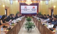 Verstärkung der umfassenden Partnerschaft zwischen Vietnam und Dänemark
