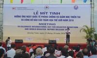 Vietnam unterstützt internationalen Tag der Katastrophenvorbeugung