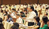 Parlament diskutiert Gesetzesentwurf zur Versteigerung von Vermögen