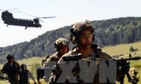 Russland und NATO verschärfen ihre militärische Stärke