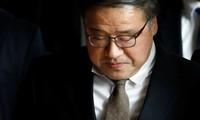 Südkorea nimmt den ehemaligen Sekretär der Präsidentin Park Geun-hye fest