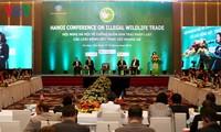 Vietnam engagiert sich für Kampf gegen illegalen Handel von Wildtieren und Pflanzen