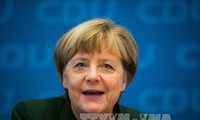 Angela Merkel kandidiert für vierte Amtszeit