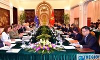 Dialog auf Vize-Außenminister- und -Verteidigungsministerebene Vietnam-Australien
