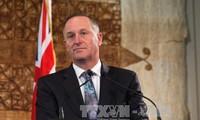 Neuseelands Premierminister kündigt überraschend seinen Rücktritt an