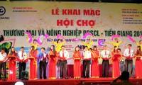 Eröffnung der Landwirtschafts- und Handelsmesse des Mekong-Deltas
