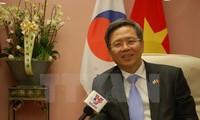 Intensive Entwicklung der Beziehungen zwischen Vietnam und Südkorea
