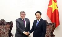 Verstärkung der Zusammenarbeit in Verkehr zwischen Vietnam und Frankreich