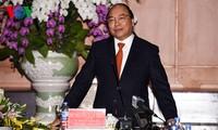 Premierminister Nguyen Xuan Phuc besucht Provinz Quang Nam