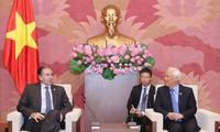 Verstärkung der Zusammenarbeit zwischen Vietnam und Argentien