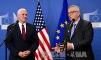 US-Vizepräsident Pence betont Partnerschaft mit der EU