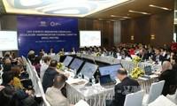 APEC 2017: Mehr als 580 Teilnehmer nehmen an Sitzungen der SOM 1 teil