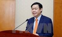 Vuong Dinh Hue leitet Sitzung des Verwaltungsstabs für Wirtschaftsintegration