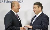 Die Außenminister Deutschlands und der Türkei werden sich im März treffen