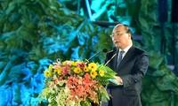 Premierminister nimmt an Kaffee-Fest Buon Ma Thuot teil