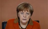 Deutsche Bundeskanzlerin Angela Merkel wird im Mai Russland besuchen