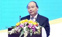Nguyen Xuan Phuc nimmt an Konferenz zur Investitionsförderung in Quang Nam teil
