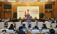 Sitzung des Justizausschusses