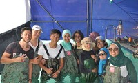Ägyptische Künstlerin Mohab und ihre Leidenschaft für das Wasserpuppentheater Vietnams
